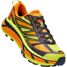Hoka One One Mafate Speed 2 Schoenen Heren, bright gold/evening primrose